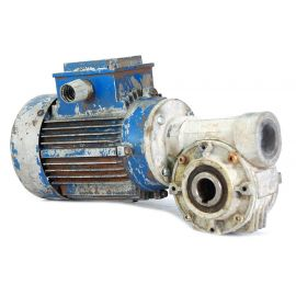 Nº 3066. MOTORREDUCTOR TRIFÁSICO 220/380V 0,37 KW (Aproximado)