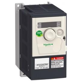Variador de frecuencia trifásico Schneider 0,75 Kw / 1 cv