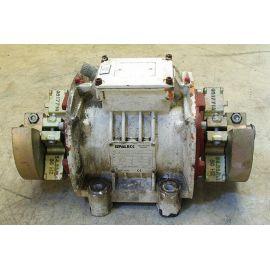 Nº 3699. MOTOR VIBRADOR TRIFÁSICO 380V SPALECK R 0,6 KW 1500 RPM