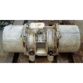 Nº 3700. MOTOR VIBRADOR TRIFÁSICO 380V SPALECK R 1,1 KW 1000 RPM