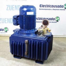 Nº 3806. GRUPO DE PRESION HIDRAULICA TRIFÁSICO 220/380V 1,1 KW