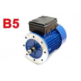 Nº786. MOTOR MONOFÁSICO BRIDA B5/B14 1,1 KW