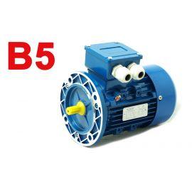 Nº870. MOTOR TRIFASICO BRIDA  B5/B14 0,37 KW
